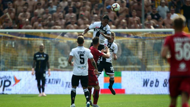 Serie A, Parma-Cagliari 2-0 | Il fotoracconto