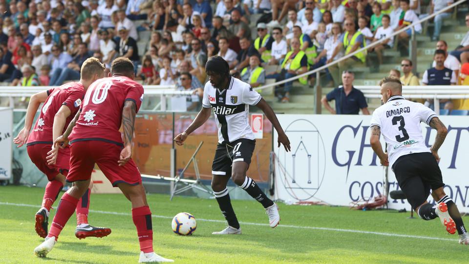 Gervinho firma il raddoppio del Parma ©