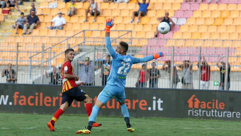 Serie B: Lecce-Venezia 2-1 - Palombi ristabilisce (Lecce) la parità ©