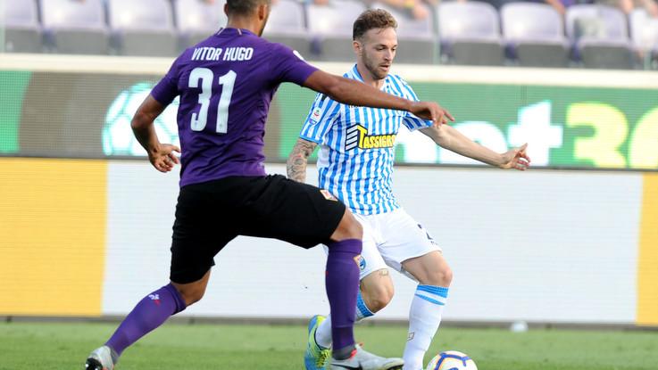 Serie A, Fiorentina-Spal 3-0 | Il fotoracconto