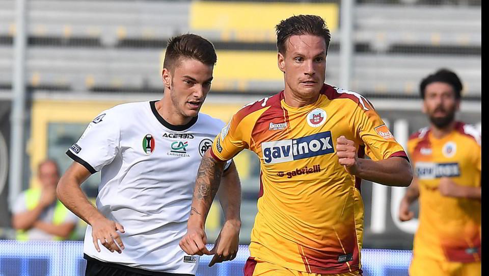 Serie B: Spezia-Cittadella 1-0 - Maggiore (Spezia) ©