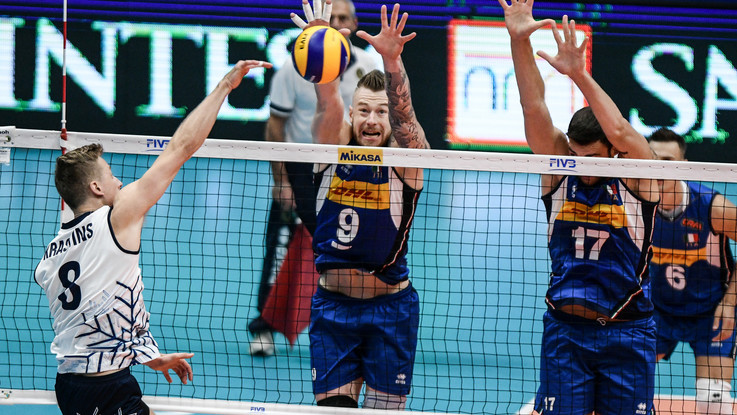 Mondiali di Volley, l'Italia accede alla Final Six