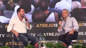 """Ponte Morandi, Salvini: """"Chi ha morti sulla coscienza deve pagare"""""""