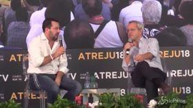 """Salvini attacca Raggi:"""" A Roma poteva fare di più"""""""