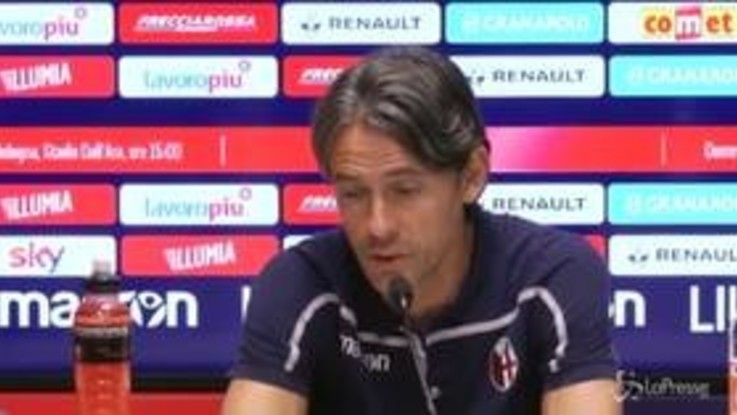 """Pippo Inzaghi: """"Con la Roma serve la partita perfetta"""""""