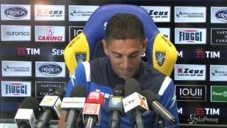 """Frosinone, Longo: """"CR7 arriverà riposato ed arrabbiato"""""""