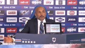 """Inter, Spalletti: """"L'espulsione? Ho gioito troppo forte…"""""""