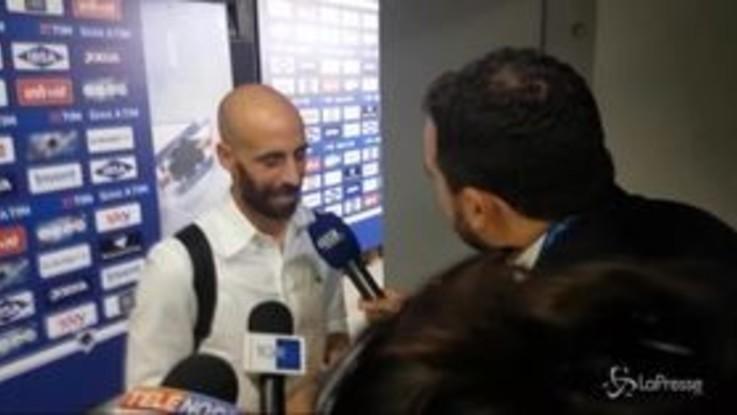 """Inter, Borja Valero: """"Ultime partite non per deboli di cuore"""""""