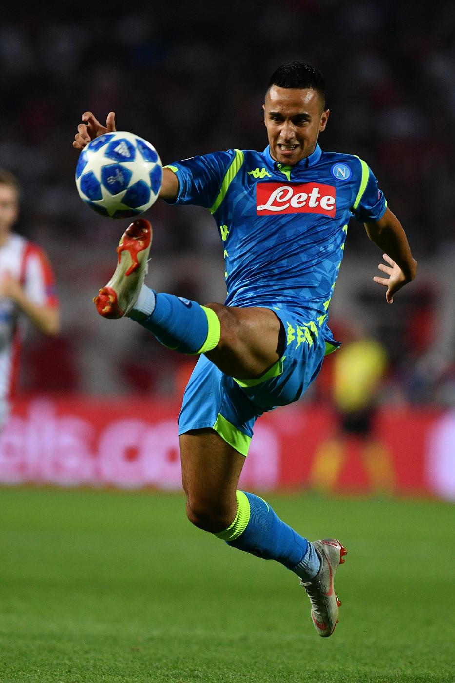 Napoli verso Toro: Ancelotti prepara turnover ma perde Ounas