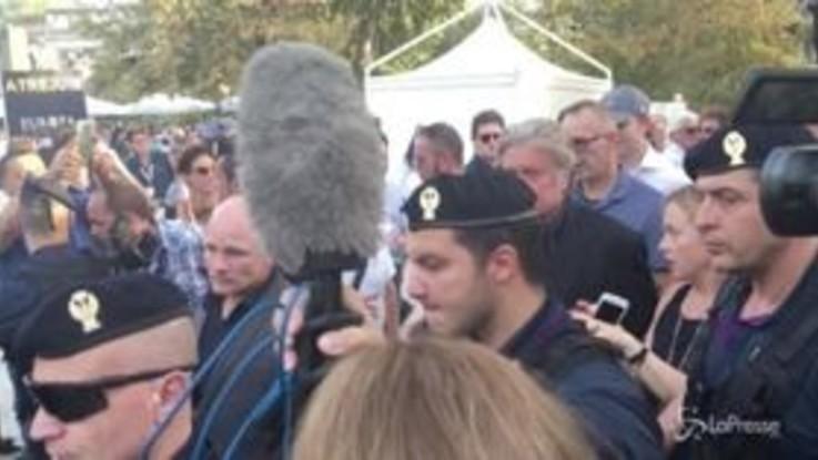 """Bannon elogia Salvini: """"La sua rivoluzione funziona"""""""