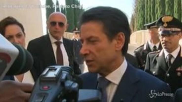 """Manovra, Conte: """"Massima fiducia in Tria, burocrati al servizio del governo"""""""