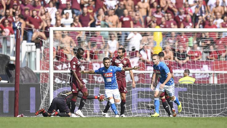 Serie A, Torino-Napoli 1-3 | Il fotoracconto