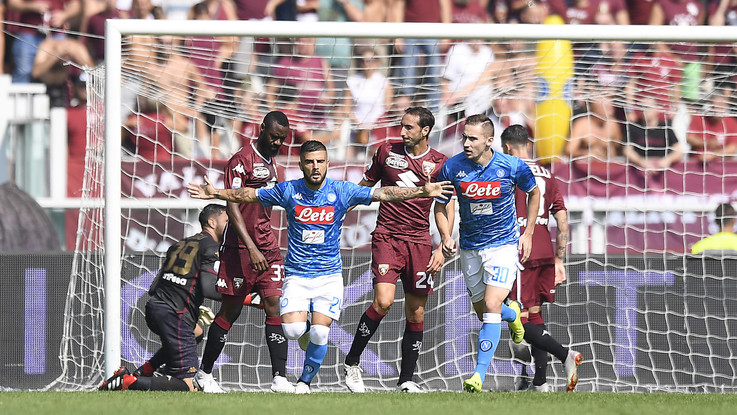 Serie A, pagelle Torino-Napoli 1-3: Insigne implacabile, Verdi presente