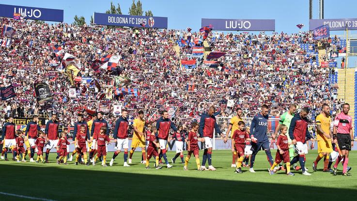 Serie A, Bologna-Roma 2-0 | Il fotoracconto