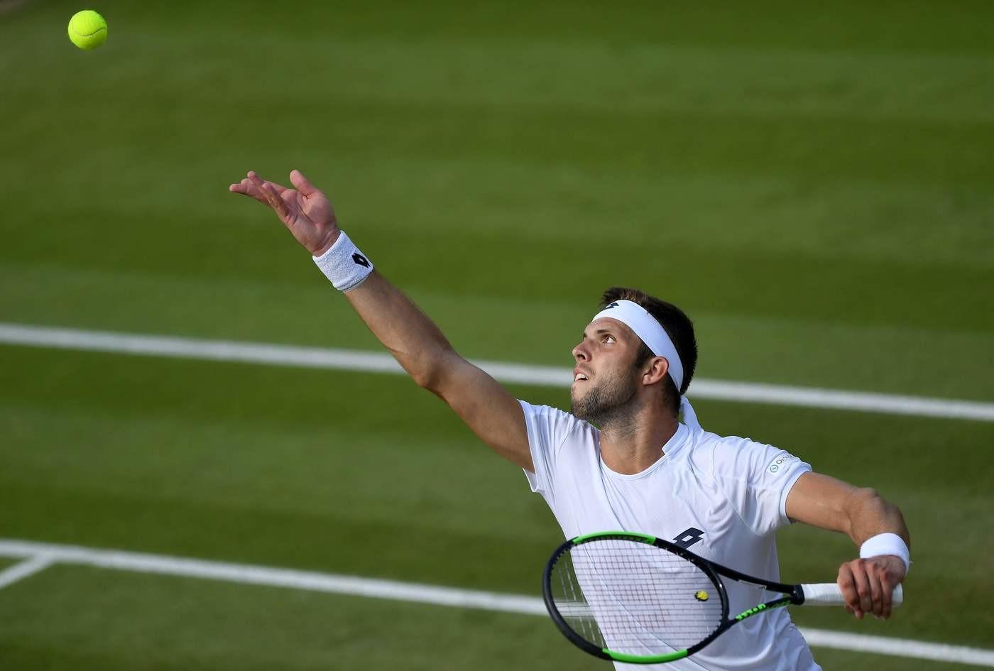 Tennis, a San Pietroburgo Berrettini-Fognini trionfano nel doppio