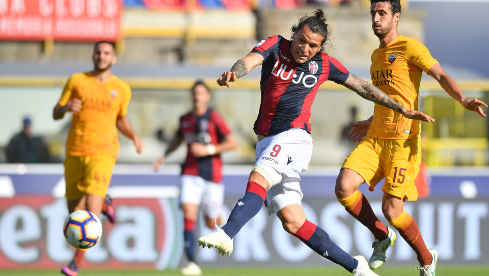 Il gol di Santander blinda il vantaggio del Bologna ©