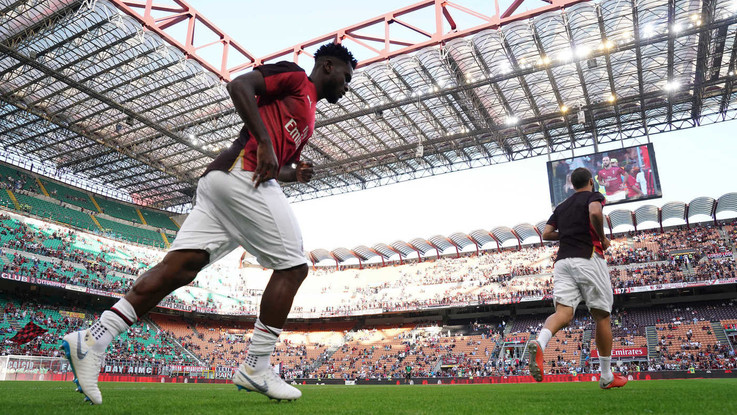 Bonaventura gol dell'ex, ma il Var glielo toglie. Milan-Atalanta 1-0 | Live