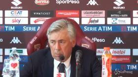 """Napoli, Ancelotti: """"Noi anti-Juve? Pensiamo solo al nostro cammino"""""""