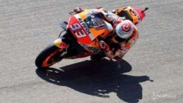 MotoGP, ad Aragon trionfa Marquez. Rossi ottavo