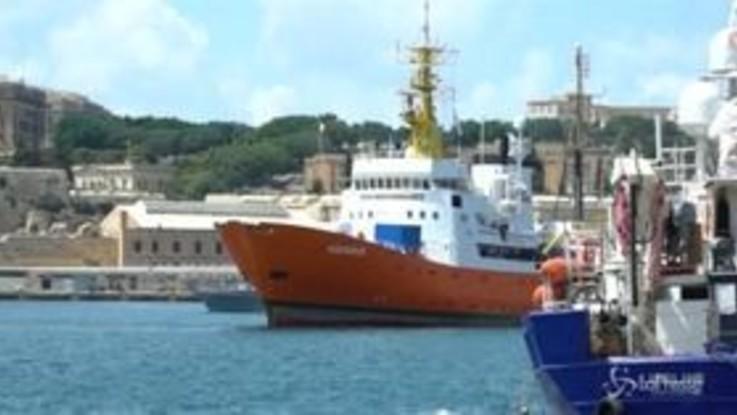 """Aquarius all'Italia: """"Pressioni politiche su Panama"""""""