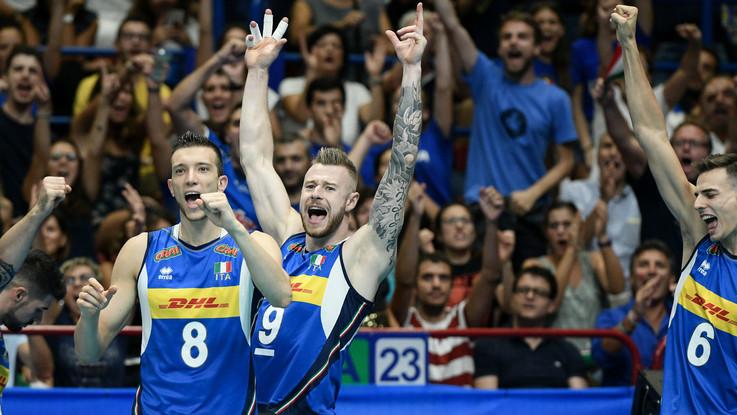 Terza fase Mondiali volley, il calendario: mercoledì alle 21:15 Italia-Serbia