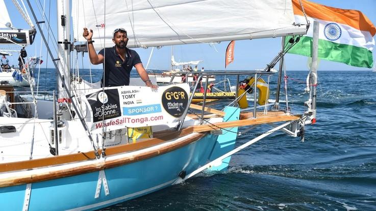 marina indiana salva velista ferito tomy