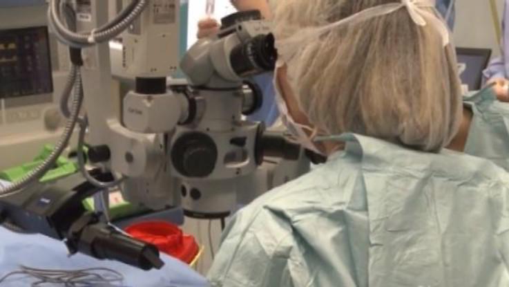 Trapianto facciale: sospetto rigetto, ma la paziente non rischia la vita