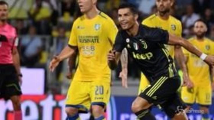 Juve-Napoli, è già sfida scudetto. Roma e Milan stop