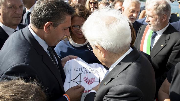 """Giovanni Toti a Sergio Mattarella: """"Sperianmo che il decreto arrivi presto"""""""