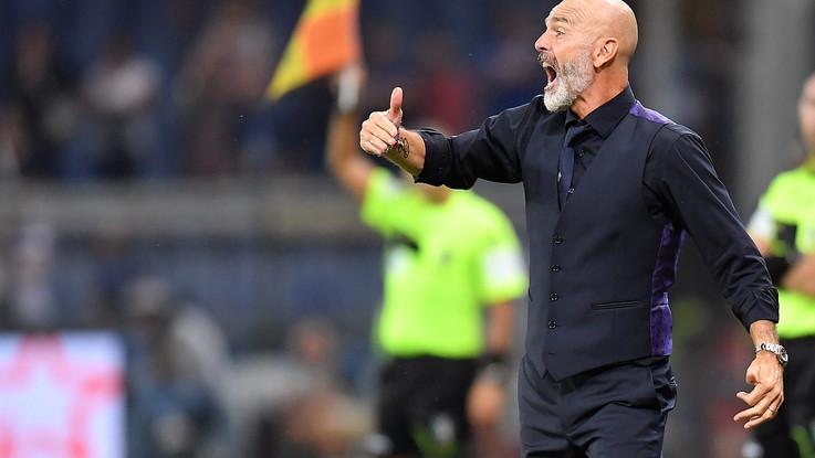 """Fiorentina, Pioli: """"Battere l'Inter? Serviranno 95' di intensità"""""""