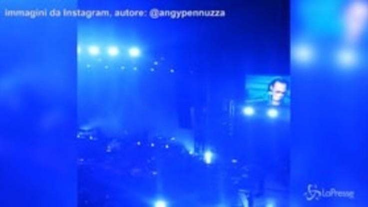 """Venditti, festa all'Arena di Verona per i 40 anni dall'album """"Sotto il segno dei pesci"""""""