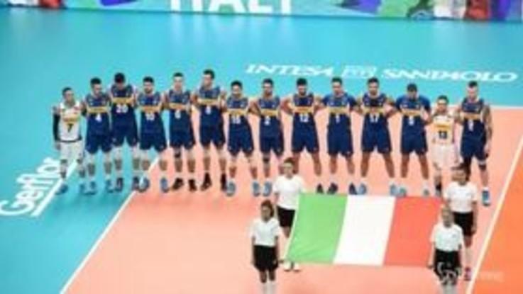 Mondiali, Italvolley nelle Final six contro Serbia e Polonia
