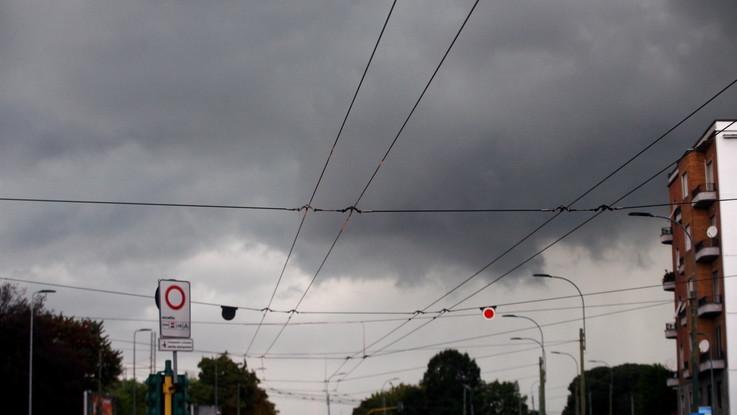 Cielo nuvoloso e temperature in calo: il meteo del 25 e 26 settembre