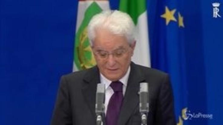Il decreto Genova arriva al Quirinale