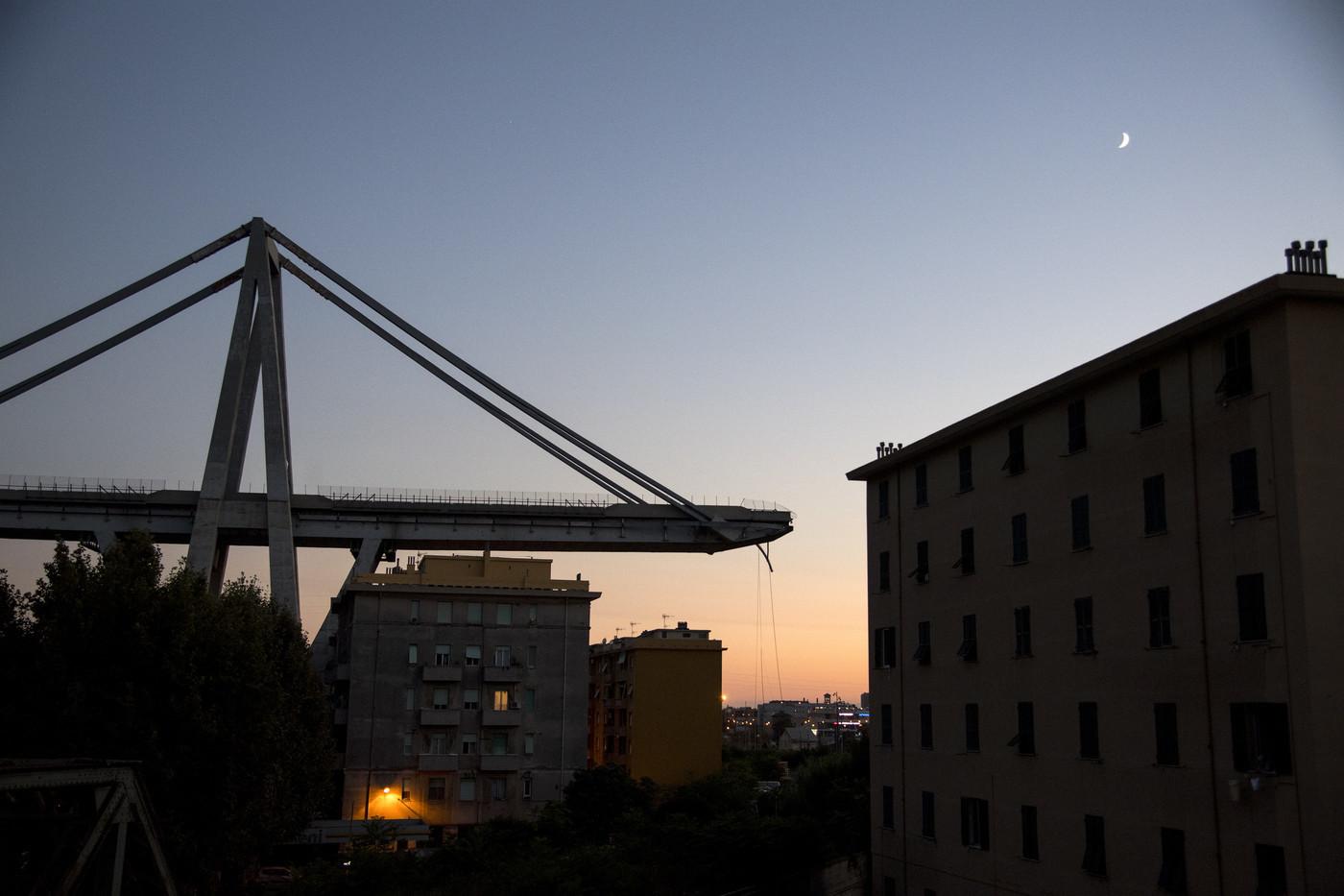 """Ponte Genova, decreto fermo alla Ragioneria di Stato. Fonti Mef: """"Arrivato molto incompleto"""""""