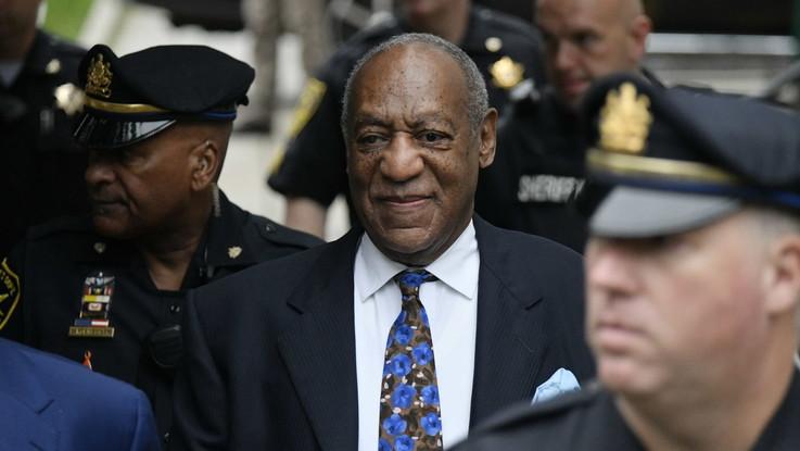 Bill Cosby condannato a tre anni e 10 mesi per violenza sessuale