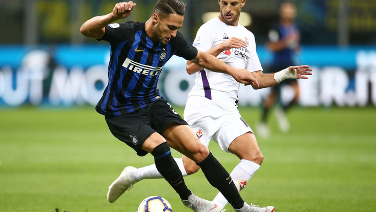 Serie A, Inter a fatica con la Fiorentina. A San Siro finisce 2-1. Nerazzurri terzi