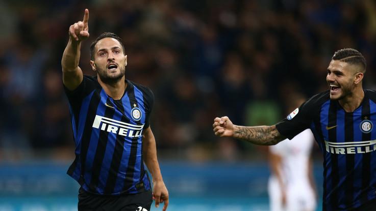 Serie A, Inter-Fiorentina 2-1 | Le pagelle