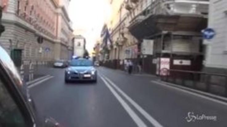 Rapina in villa: arrestati tre romeni della banda