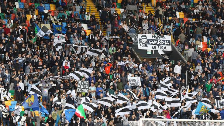 Serie A, Udinese-Lazio 1-2 | Il Fotoracconto