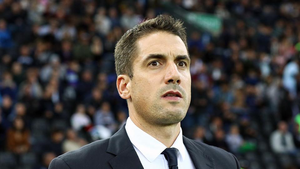 L'allenatore dell'Udinese Velazquez ©