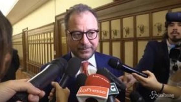 """Rai, Mulè: """"L'orientamento di Forza Italia è quello di votare Foa"""""""