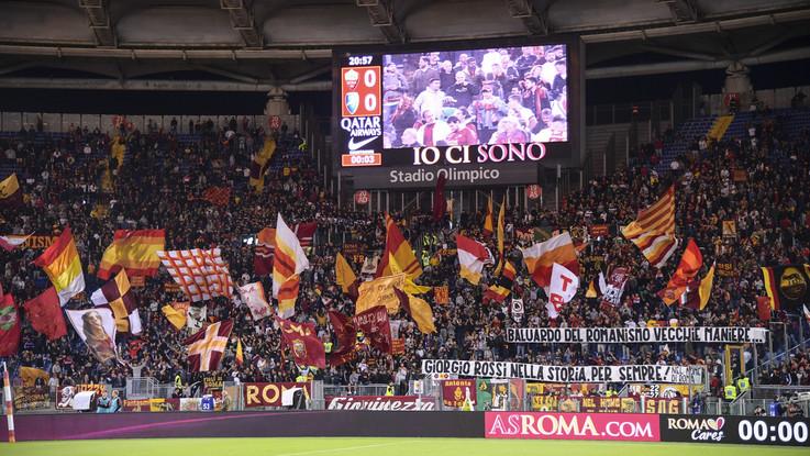 Serie A, Roma-Frosinone 4-0 | Il fotoracconto