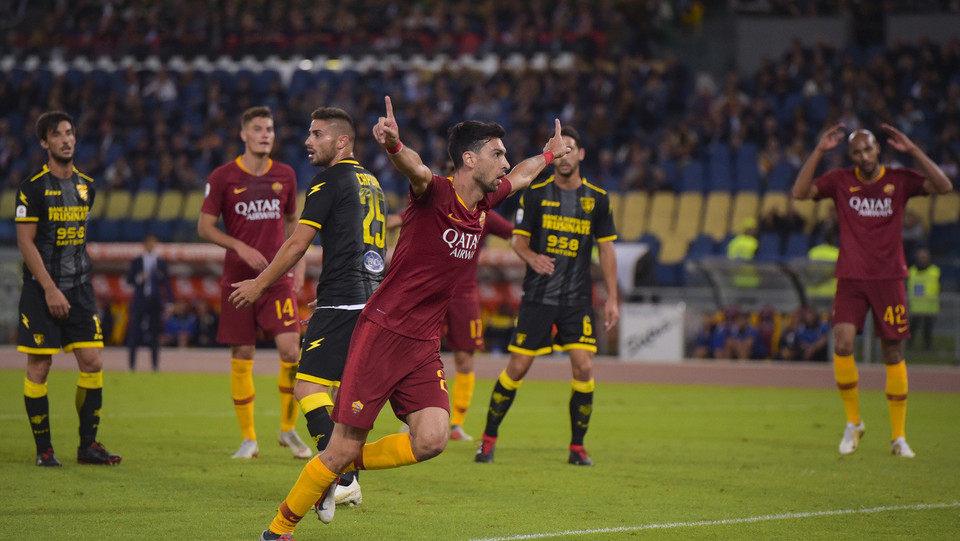 Pastore fa 2-0, primo gol in Serie A per l'argentino ©
