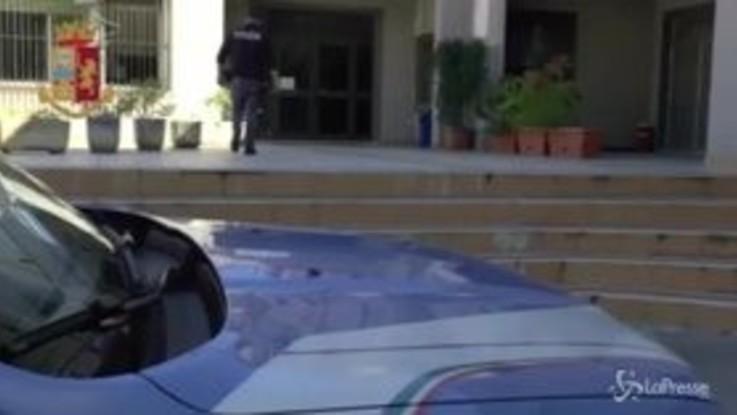 Rapina Lanciano, arrestati tre rapinatori: il video dell'operazione di polizia