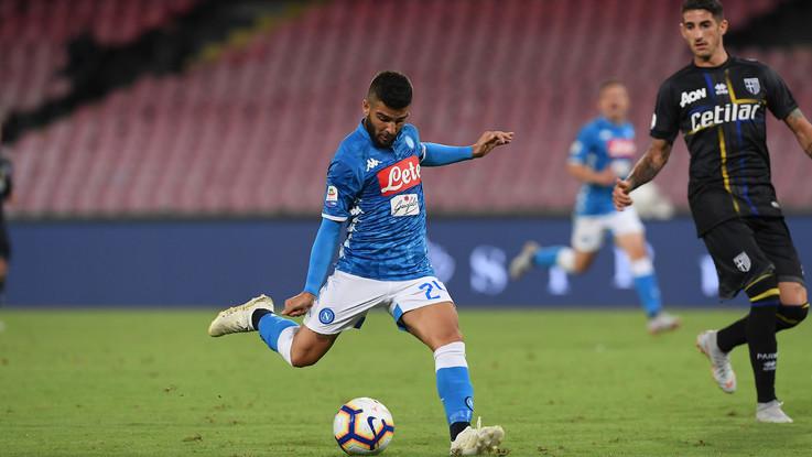 Serie A, Napoli-Parma 3-0 | Il fotoracconto