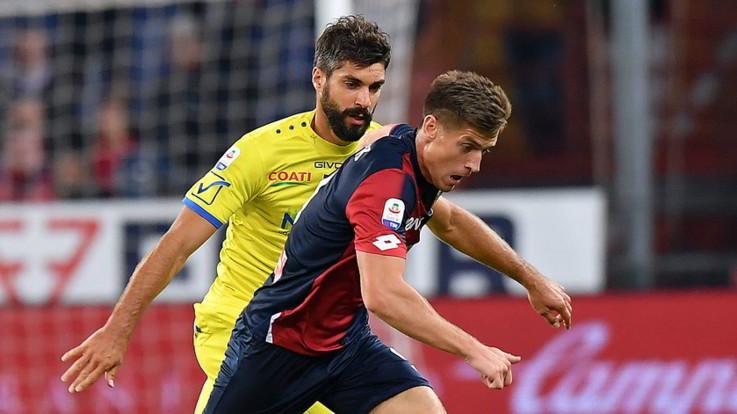 Serie A, Genoa-Chievo 2-0 | Il fotoracconto