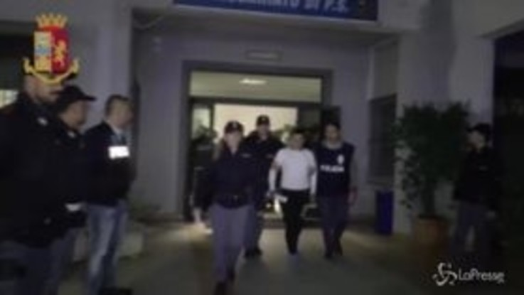 Rapina Lanciano, i sospettati scortati dalla polizia