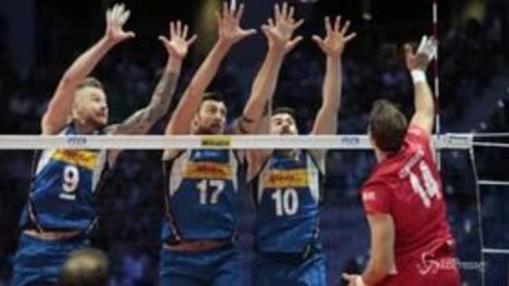 Mondiali pallavolo, Italia sconfitta dalla Serbia. Ora serve vincere contro la Polonia