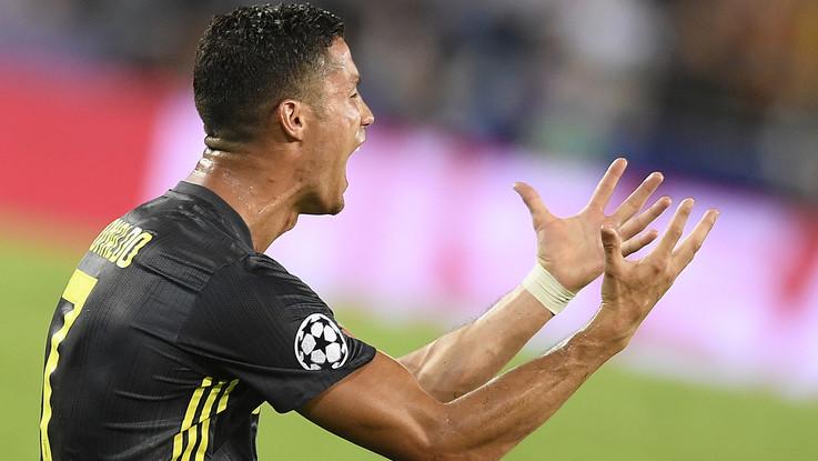 Juve, solo un turno di squalifica per Ronaldo. Ma è un turno di troppo